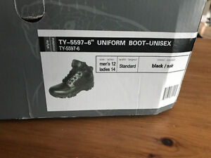 Viper Uniform Boot