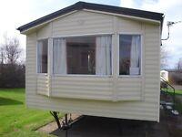 8 Berth Caravan Available For Hire At Haven Craig Tara Ayrshire