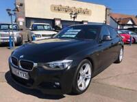 2014 64 BMW 3 SERIES 3.0 330D M SPORT 4D AUTO 255 BHP DIESEL