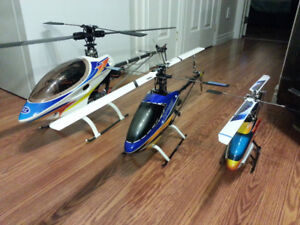 R/C Helicopter pilots wanted