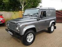 2008 Land Rover Defender 90 2.4TDi County (49000 Miles) NO VAT