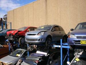 FORD FIESTA PARTS WRECKING AVAILABLE Smithfield Parramatta Area Preview