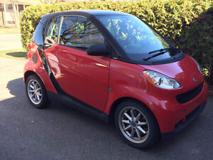 2009 Smart Fortwo passion Coupé (2 portes)