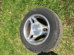 94-98 Mustang mags w/tires