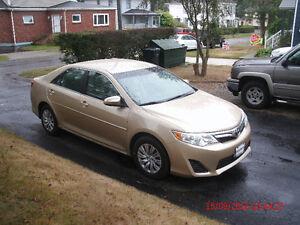 TEXAS CAR 2012 Toyota Camry LE Sedan