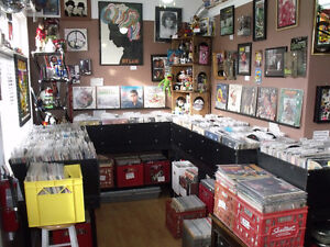 The Vinyl Room in CHATHAM. Records, Collectibles & More London Ontario image 2