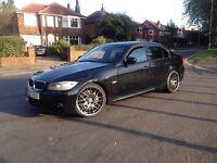 2007 BMW 3 SERIES 335D M SPORT FULLY LOADED LCI *BARGAIN* NOT AUDI S3/R32/GTI/GTD/330D/SEAT/EVO/VXR