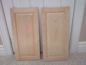 BIRCH Cupboard / Cabinet Doors