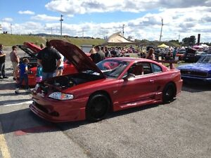 1998 Ford Mustang GT Coupé (2 portes)