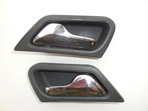 Mercedes C240 2001-2007 Front left and right inside door handles