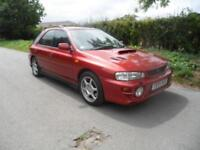 SORRY NOW SOLD.Subaru Impreza 2.0 Turbo 2000