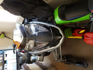Excellent condition snowmobile,  low km's, some accessories