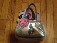 MY LITTLE PONY WITH MATCHING PURSE