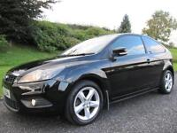 2009 Ford Focus ZETEC S 1.6 **115 BHP ** 3 DOOR **