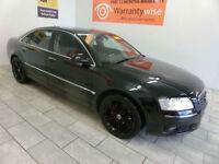 2008 Audi A8 3.0TDI LWB Automatic Quattro ***BUY FOR ONLY £28 PER WEEK***