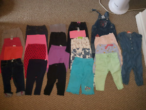 Baby girl lot ranging from 6mths to 12mths