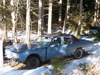 Parting out 80's Caprice's