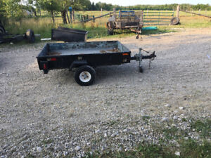 Various Trailers For sale