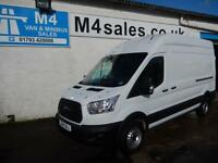 Ford Transit 350 LONG AND HIGH RWD