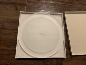 Project Acrylic Turntable Platter-Upgrade: *Sale Pending