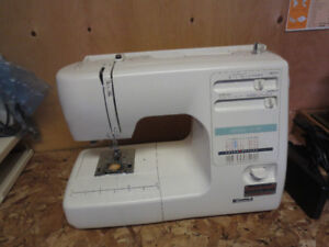 JANOME SEWING MACHINE BY SEARS AS NEW