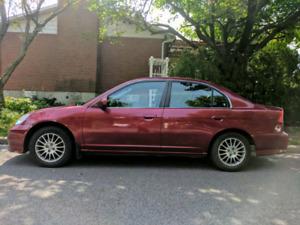 Acura EL 2005 Premium