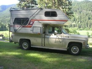 1979 Chevrolet one ton Camper Special
