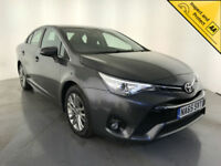 2015 65 TOYOTA AVENSIS BUSINESS EDITION DIESEL 1 OWNER SERVICE HISTORY FINANCE