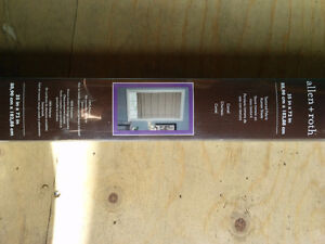 Taupe fabric Roman Blinds NEW 10 dollars EACH