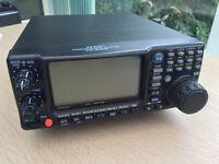 Yaesu vr-5000 + DSP unit