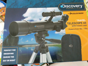 Travel Telescope - Discovery