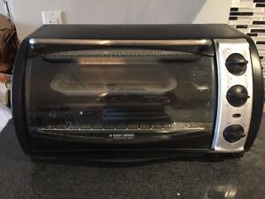**New Countertop Oven**