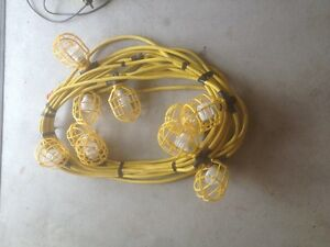 LUMAPRO Temporary String Trouble Lights --- MINT CONDITION