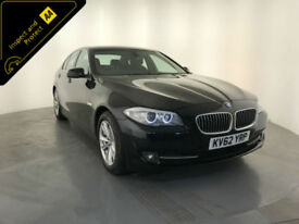 2012 62 BMW 520D SE AUTOMATIC DIESEL SALOON FINANCE PX WELCOME
