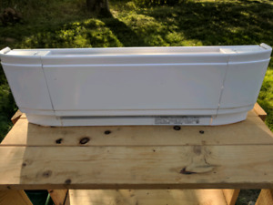 500W linear convection heaters x3