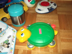 fisher price tortue