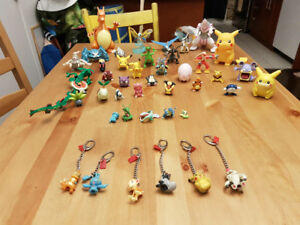 Collection de Figurine Pokémon