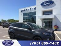 2018 Ford Escape SE Sudbury Ontario Preview