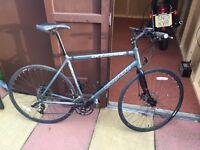 Carrera Road Bike (Large Frame)