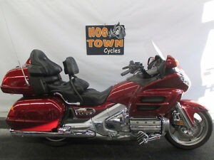 2002 Gold Wing 1800