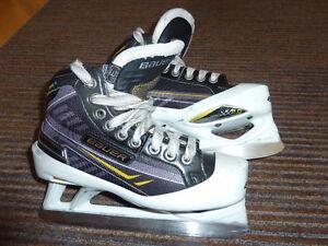 Bauer Supreme One.9 Goalie Skates Size 3D