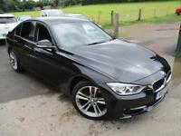 2012 BMW 3 SERIES 320D SPORT DAKOTA PIPED LEATHER SALOON DIESEL