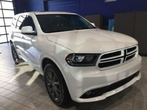 2017 Dodge Durango GT  4x4 w/ DVD, Sunroof