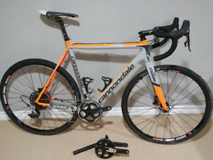 Cannondale SuperX CX1 hydro disc 56cm