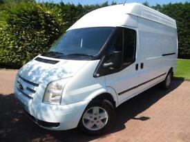 2012/62 Ford Transit T350 TREND 2.2TDCI LWB HIGH ROOF WITH AIR/CON