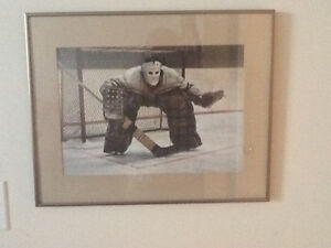 Danny print -Inthe crease signed