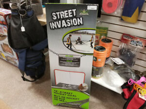 Street Invasion Street Hockey Goal (Brand New)
