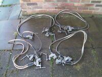 2 x NWR Earthing straps