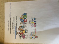 Offering after school child care very caring and friendly enviro