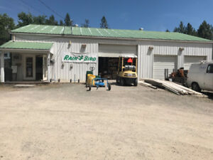 Thriving Kootenay Irrigation & Water Business For Sale